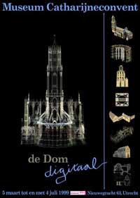 Affiche Dom Digitaal